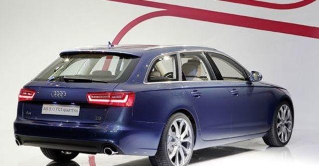 2013 Audi A6 Avant 3.0 TDI quattro  第3張相片