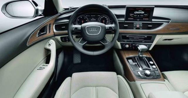 2013 Audi A6 Avant 3.0 TDI quattro  第4張相片