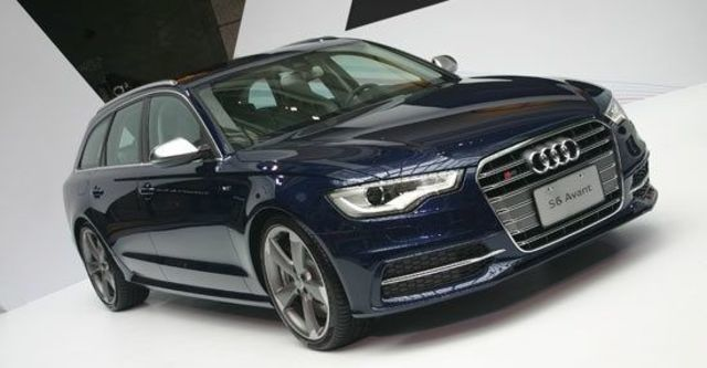 2013 Audi A6 Avant S6 4.0 TFSI quattro  第1張相片