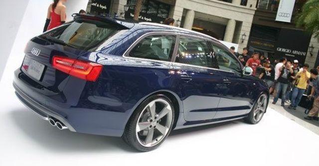 2013 Audi A6 Avant S6 4.0 TFSI quattro  第4張相片