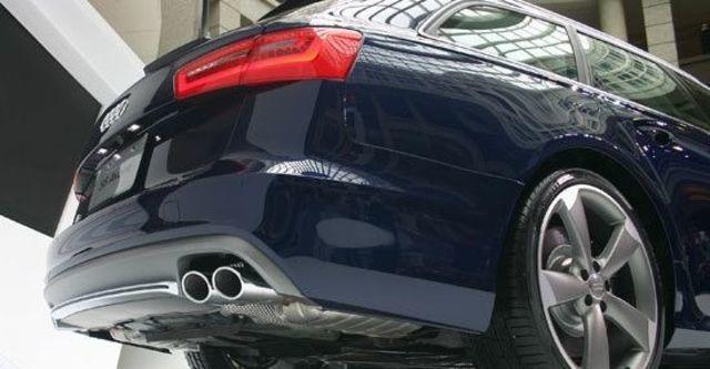 2013 Audi A6 Avant S6 4.0 TFSI quattro  第5張相片