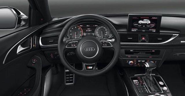 2013 Audi A6 Avant S6 4.0 TFSI quattro  第9張相片