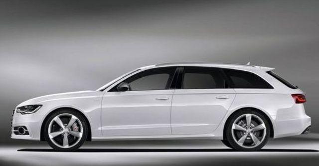 2013 Audi A6 Avant S6 4.0 TFSI quattro  第10張相片