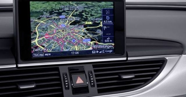 2013 Audi A6 Sedan 2.0 TDI  第7張相片