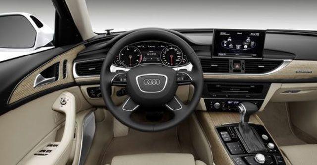 2013 Audi A6 Sedan 2.8 FSI quattro  第7張相片