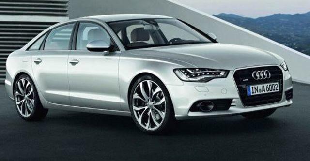 2013 Audi A6 Sedan 3.0 TDI quattro  第2張相片