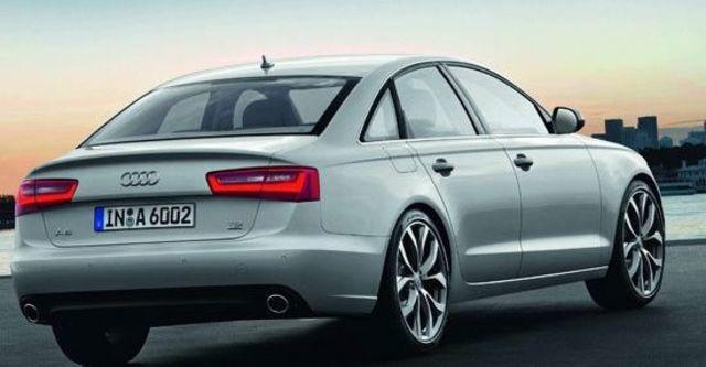 2013 Audi A6 Sedan 3.0 TDI quattro  第3張相片