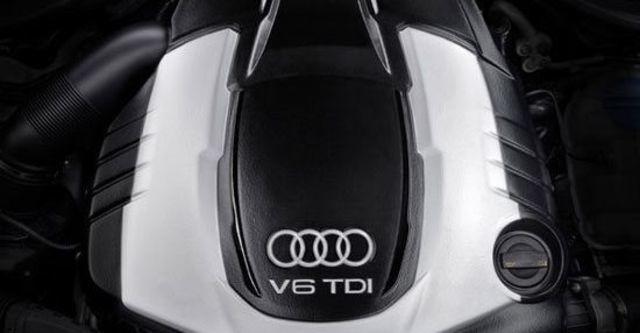 2013 Audi A6 Sedan 3.0 TDI quattro  第8張相片