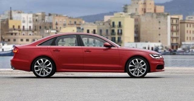 2013 Audi A6 Sedan 3.0 TDI quattro  第9張相片