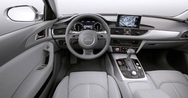 2013 Audi A6 Sedan 3.0 TFSI quattro  第4張相片