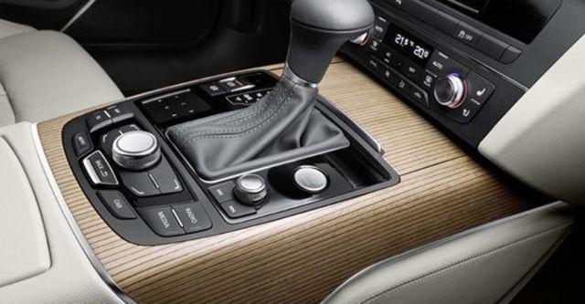 2013 Audi A6 Sedan 3.0 TFSI quattro  第8張相片