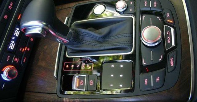 2013 Audi A6 Sedan Hybrid  第5張相片
