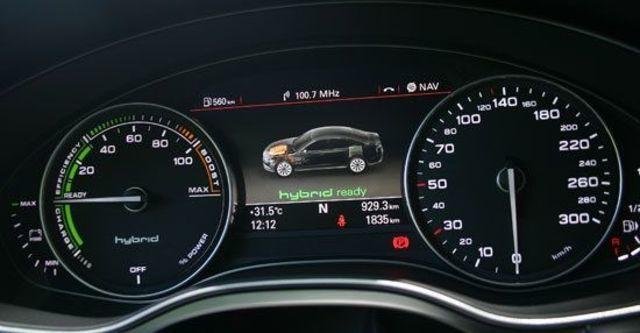 2013 Audi A6 Sedan Hybrid  第6張相片