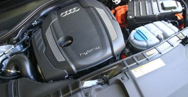 2013 Audi A6 Sedan Hybrid  第9張相片