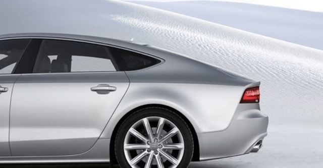 2013 Audi A7 Sportback 3.0 TFSI quattro  第4張相片