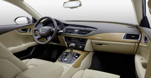 2013 Audi A7 Sportback 3.0 TFSI quattro  第6張相片