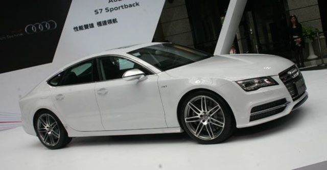 2013 Audi A7 Sportback S7 4.0 TFSI quattro  第2張相片