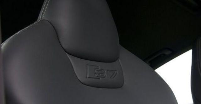2013 Audi A7 Sportback S7 4.0 TFSI quattro  第4張相片