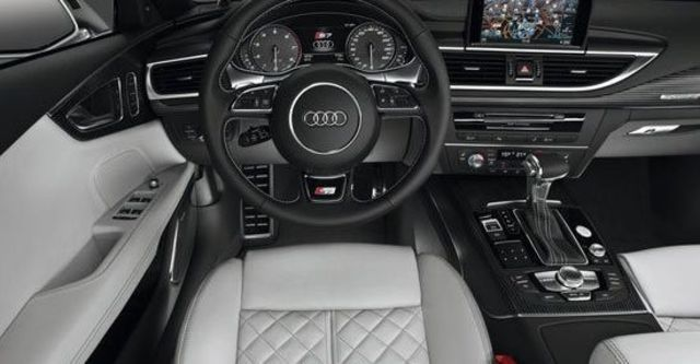 2013 Audi A7 Sportback S7 4.0 TFSI quattro  第5張相片