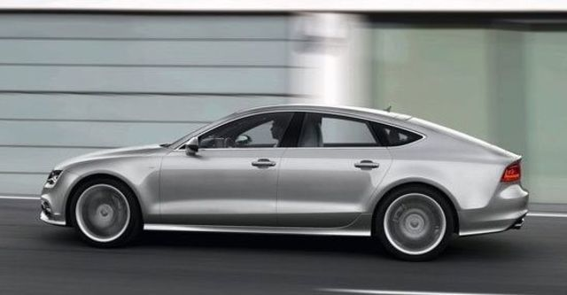 2013 Audi A7 Sportback S7 4.0 TFSI quattro  第6張相片