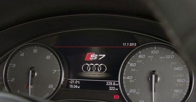 2013 Audi A7 Sportback S7 4.0 TFSI quattro  第8張相片