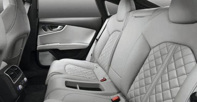 2013 Audi A7 Sportback S7 4.0 TFSI quattro  第11張相片