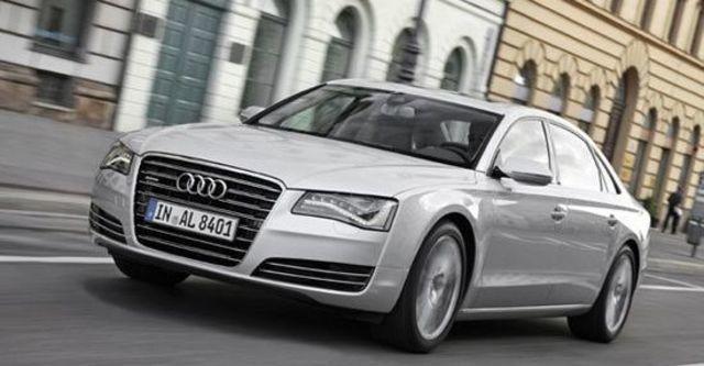 2013 Audi A8 L 3.0 TFSI quattro  第2張相片
