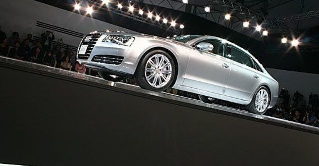 2013 Audi A8 L 4.0 TFSI quattro  第1張相片