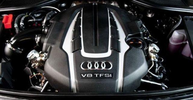 2013 Audi A8 L 4.0 TFSI quattro  第11張相片