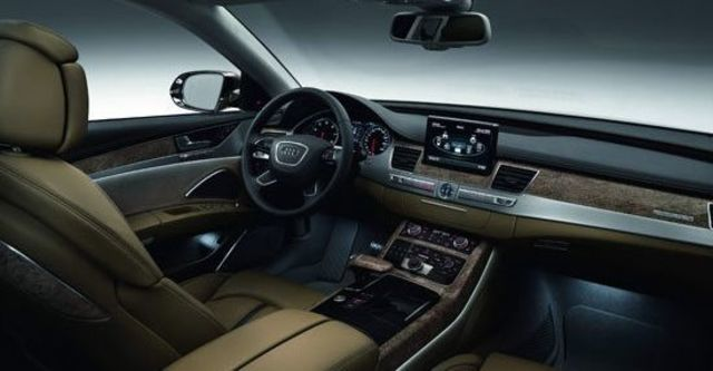 2013 Audi A8 L 4.0 TFSI quattro  第12張相片