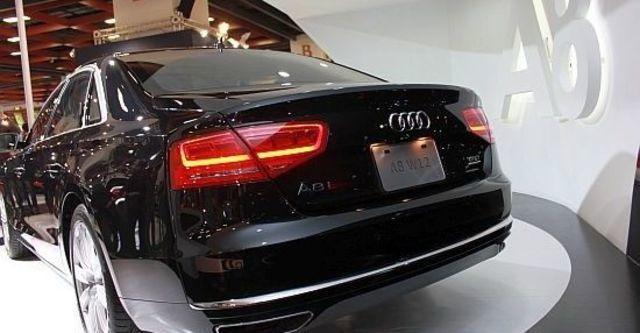 2013 Audi A8 L 6.3 FSI quattro尊爵版  第4張相片