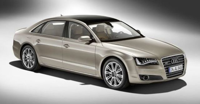 2013 Audi A8 L 6.3 FSI quattro豪華版  第3張相片