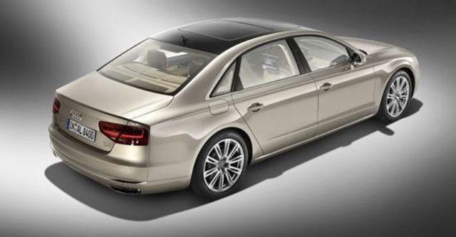 2013 Audi A8 L 6.3 FSI quattro豪華版  第4張相片