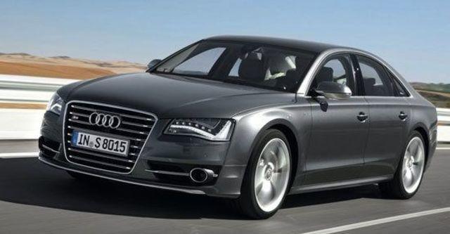 2013 Audi A8 S8 4.0 TFSI quattro  第2張相片