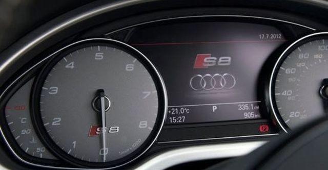 2013 Audi A8 S8 4.0 TFSI quattro  第3張相片