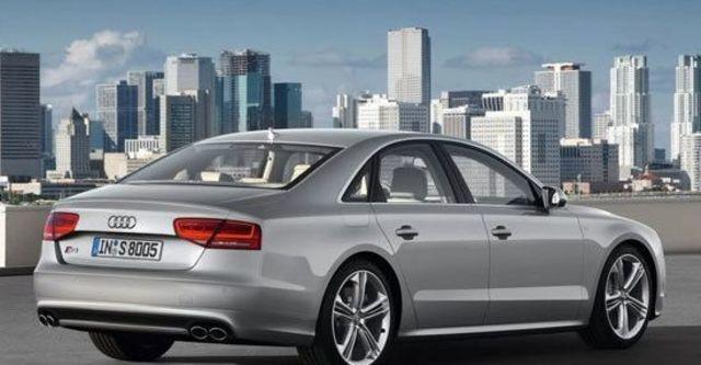 2013 Audi A8 S8 4.0 TFSI quattro  第6張相片