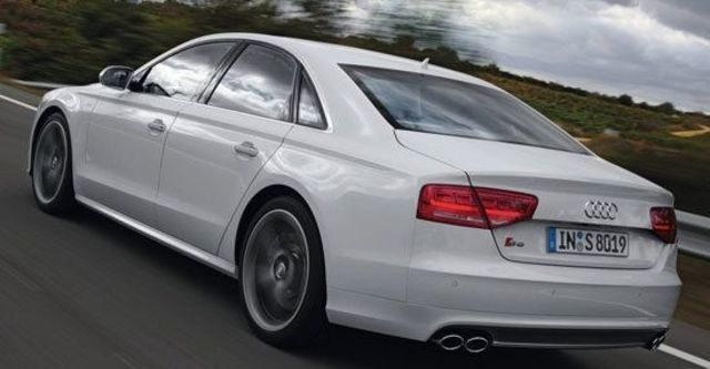 2013 Audi A8 S8 4.0 TFSI quattro  第8張相片