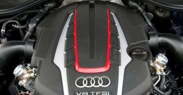 2013 Audi A8 S8 4.0 TFSI quattro  第9張相片