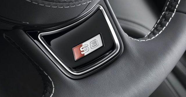 2013 Audi A8 S8 4.0 TFSI quattro  第10張相片