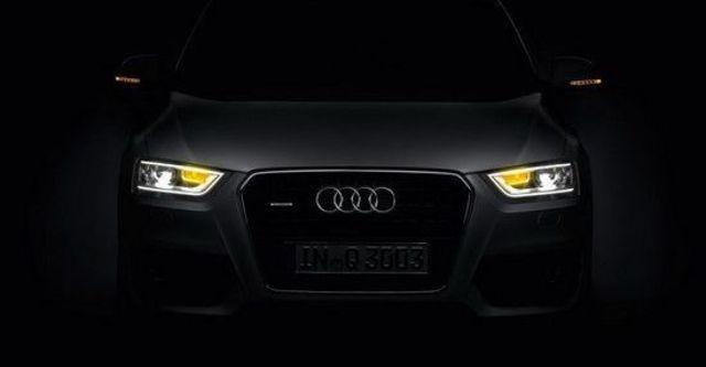 2013 Audi Q3 2.0 TFSI quattro  第10張相片