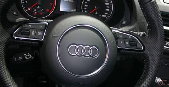 2013 Audi Q3 Sport 2.0 TFSI quattro  第9張相片