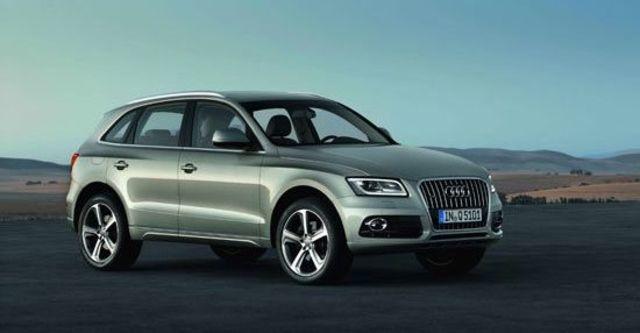 2013 Audi Q5 2.0 TDI quattro  第1張相片