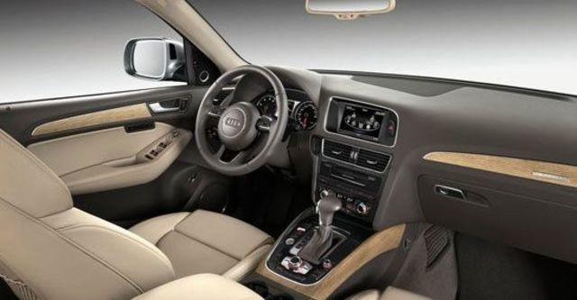 2013 Audi Q5 2.0 TFSI quattro  第4張相片