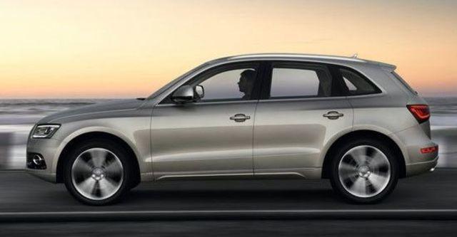 2013 Audi Q5 2.0 TFSI quattro  第5張相片