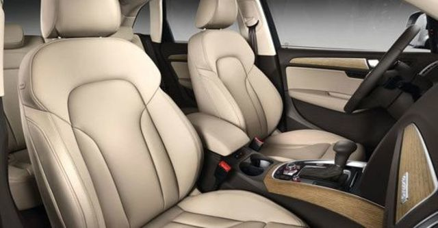 2013 Audi Q5 2.0 TFSI quattro  第10張相片