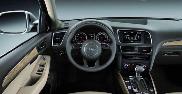 2013 Audi Q5 3.0 TDI quattro  第4張相片