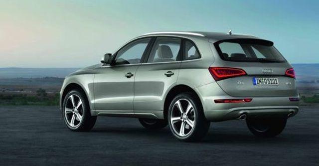 2013 Audi Q5 3.0 TDI quattro  第8張相片