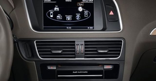2013 Audi Q5 3.0 TDI quattro  第11張相片