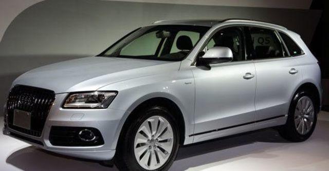 2013 Audi Q5 Hybrid quattro  第1張相片