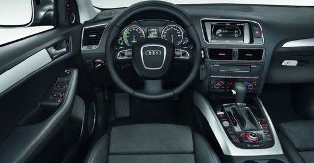 2013 Audi Q5 Hybrid quattro  第4張相片